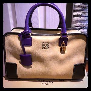 💯% Authentic Brand New Loewe Amazona Bag